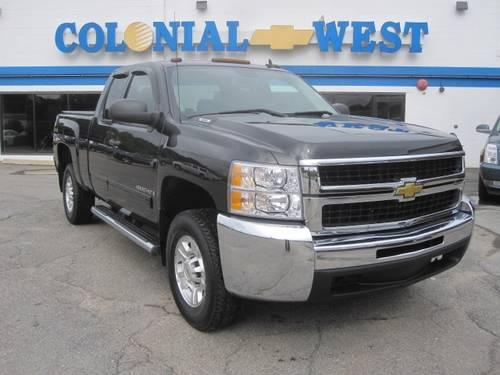 2009 chevrolet silverado 2500hd lt for sale in fitchburg massachusetts classified. Black Bedroom Furniture Sets. Home Design Ideas