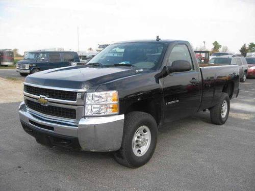2009 Chevrolet Silverado 2500HD Pickup Work Truck for Sale in Bangor, Wisconsin Classified ...