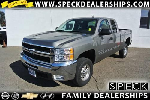 2009 Chevrolet Silverado 2500hd Truck Extended Cab For