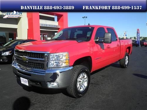 2009 chevrolet silverado 2500hd truck for sale in danville kentucky classified. Black Bedroom Furniture Sets. Home Design Ideas