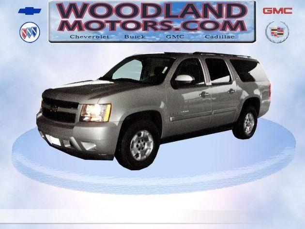 2009 chevrolet suburban for sale autos post for Woodland motors used cars