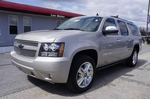2009 chevrolet suburban sport utility ltz for sale in. Black Bedroom Furniture Sets. Home Design Ideas