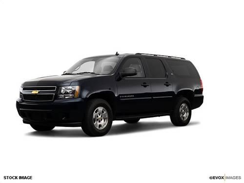 2009 chevrolet suburban suv 4x4 lt 1500 for sale in sparta. Black Bedroom Furniture Sets. Home Design Ideas