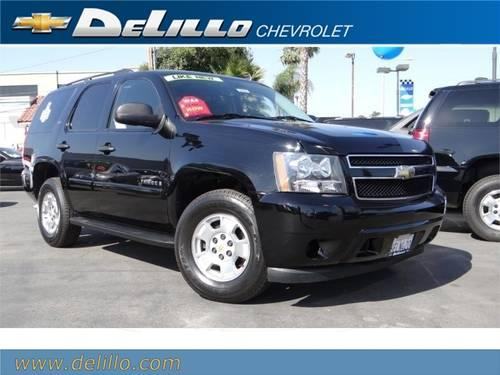2009 CHEVROLET Tahoe 2WD 4DR 1500 LS BLACK just 46046