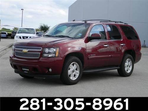 2009 chevrolet tahoe for sale in katy texas classified. Black Bedroom Furniture Sets. Home Design Ideas