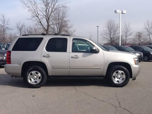2009 chevrolet tahoe lt 4wd cloth suv for sale in cartersburg indiana classified. Black Bedroom Furniture Sets. Home Design Ideas