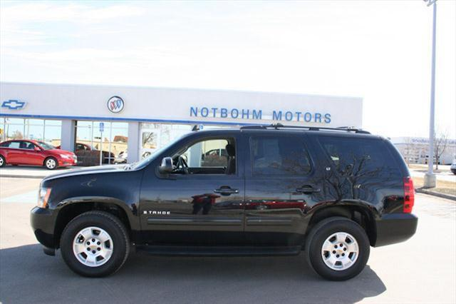 2009 chevrolet tahoe lt for sale in miles city montana for Notbohm motors used cars