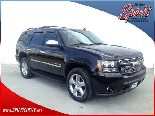 2009 chevrolet tahoe suv 4x4 4dr ltz suv for sale in. Black Bedroom Furniture Sets. Home Design Ideas