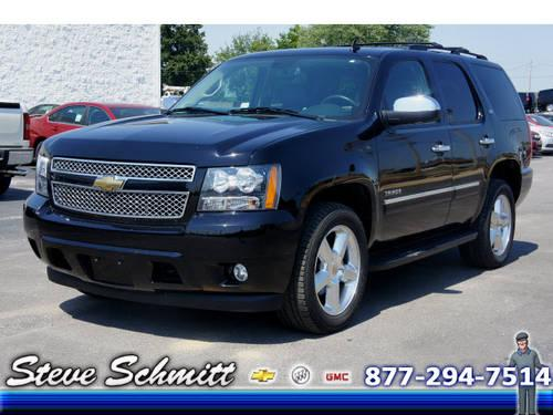 2009 chevrolet tahoe suv 4x4 ltz for sale in grantfork illinois classified. Black Bedroom Furniture Sets. Home Design Ideas