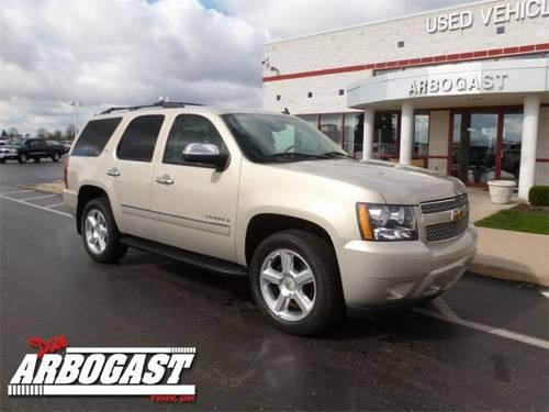 2009 chevrolet tahoe suv ltz for sale in troy ohio classified. Black Bedroom Furniture Sets. Home Design Ideas