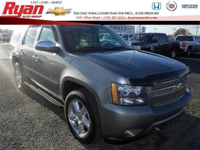 Ryan Chevrolet Monroe La >> 2009 CHEVROLET Tahoe WAGON 4 DOOR 4-Wheel Drive LTZ for Sale in Bosco, Louisiana Classified ...