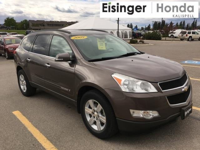 2009 chevrolet traverse lt awd lt 4dr suv w 1lt for sale in evergreen montana classified. Black Bedroom Furniture Sets. Home Design Ideas