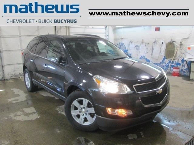 2009 chevrolet traverse lt bucyrus oh for sale in bucyrus ohio classified. Black Bedroom Furniture Sets. Home Design Ideas
