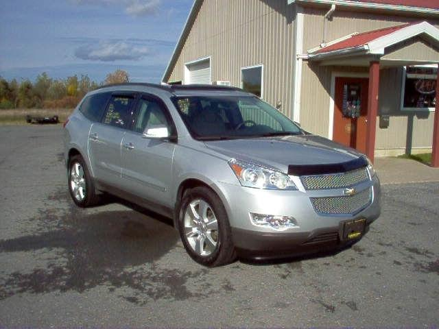 used chevrolet traverse ltz cars for sale in auto html autos weblog. Black Bedroom Furniture Sets. Home Design Ideas