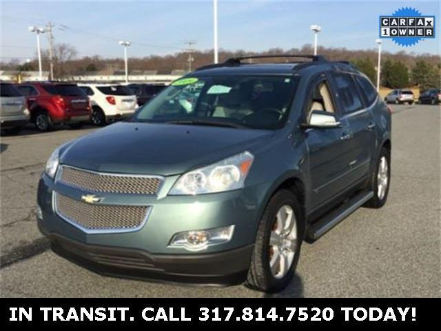 2009 chevrolet traverse ltz ltz 4dr suv for sale in indianapolis indiana classified. Black Bedroom Furniture Sets. Home Design Ideas