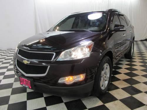 2009 chevrolet traverse suv lt for sale in kellogg idaho classified. Black Bedroom Furniture Sets. Home Design Ideas