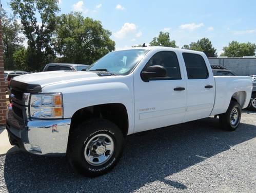 2009 chevy 2500 hd silverado crew vortec 2wd for sale in bosco louisiana classified. Black Bedroom Furniture Sets. Home Design Ideas