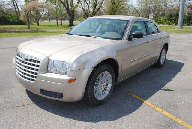 2009 chrysler 300 lx for sale in hendersonville tennessee. Black Bedroom Furniture Sets. Home Design Ideas