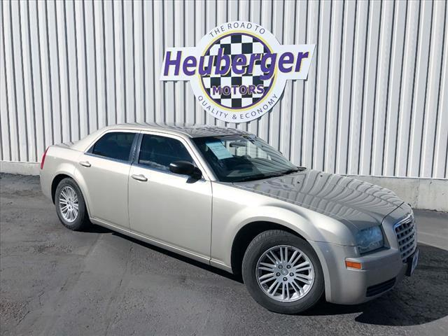2009 Chrysler 300 LX LX 4dr Sedan