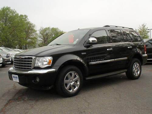 2009 chrysler aspen suv 4x4 limited hybrid w nav dvd for. Black Bedroom Furniture Sets. Home Design Ideas