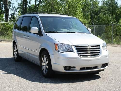2009 Chrysler Town  U0026 Country Mini
