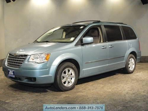 2009 chrysler town country mini van passenger touring for sale in dover township new jersey. Black Bedroom Furniture Sets. Home Design Ideas