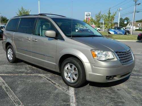 2009 chrysler town and country mini van touring for sale in augusta. Cars Review. Best American Auto & Cars Review