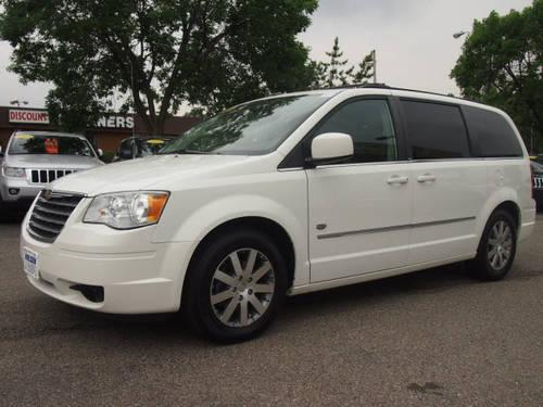 2009 chrysler town and country mini van touring w dvd for sale in east. Cars Review. Best American Auto & Cars Review