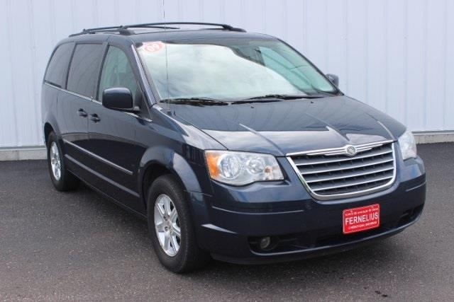 2009 chrysler town and country touring touring mini van 4dr for sale in cheboygan michigan. Black Bedroom Furniture Sets. Home Design Ideas