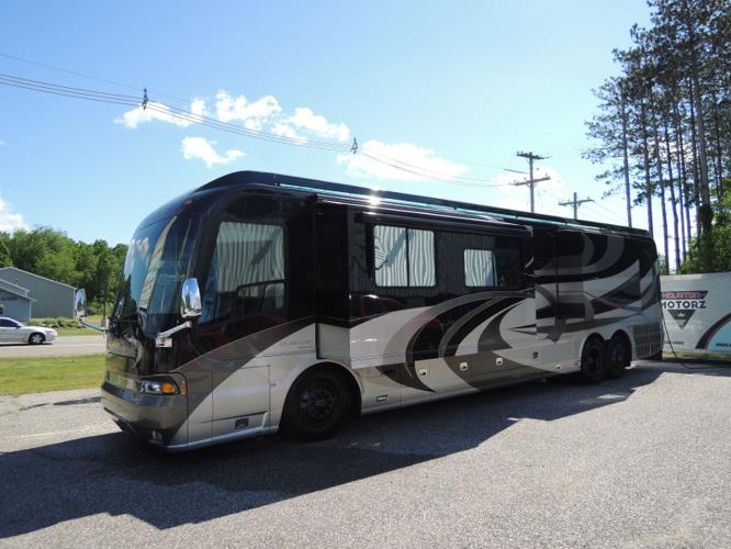 2009 Country Coach Veranda 600 Motor Clean Low Miles