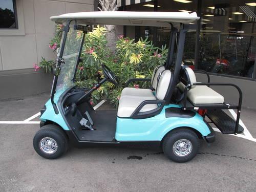 2009 custom yamaha golf cart for sale in pensacola for Yamaha golf cart dealers in florida