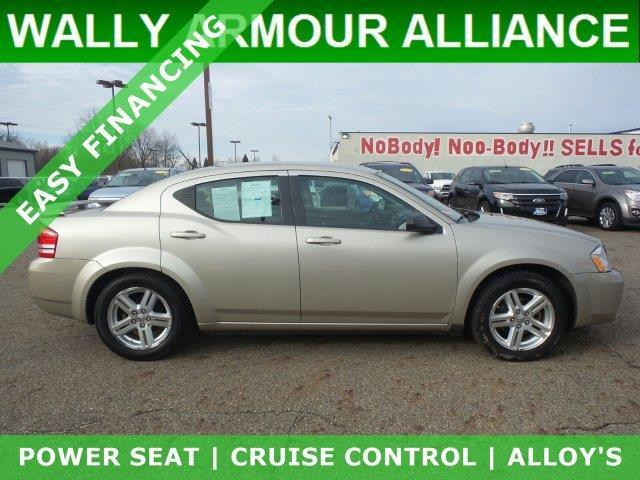 2009 Dodge Avenger SXT SXT 4dr Sedan