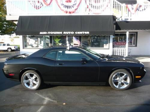 2009 dodge challenger coupe for sale in blue ball ohio classified. Black Bedroom Furniture Sets. Home Design Ideas