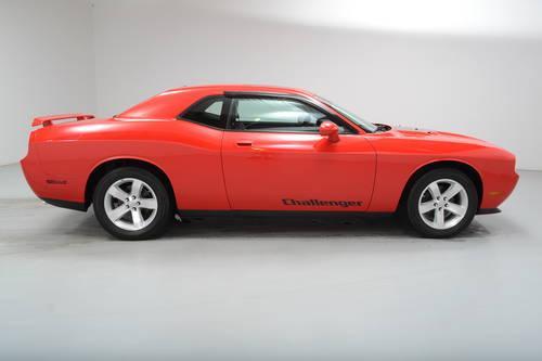 2009 dodge challenger coupe se for sale in guthrie north carolina classified. Black Bedroom Furniture Sets. Home Design Ideas