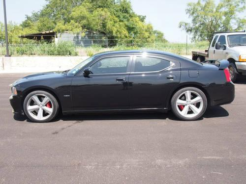 2009 Dodge Charger Sedan Srt8 For Sale In Cameron Texas