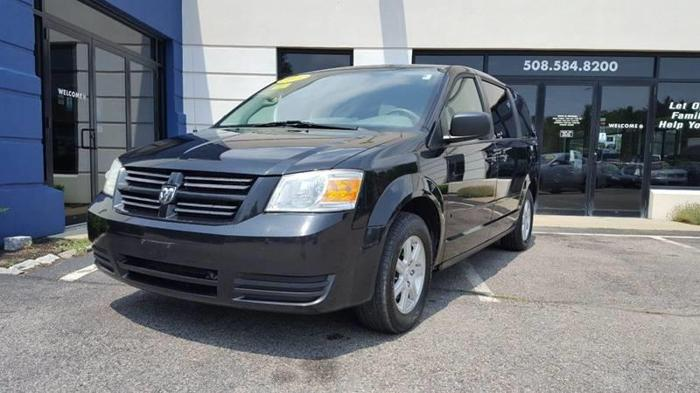 2009 Dodge Grand Caravan SE SE 4dr Mini-Van
