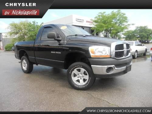2009 dodge ram 1500 pickup truck st for sale in nicholasville. Cars Review. Best American Auto & Cars Review