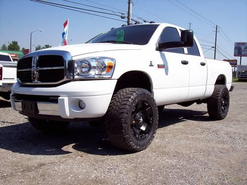 2009 Dodge Ram 2500 Quad Cab Cummins 4x4 Lifted Low