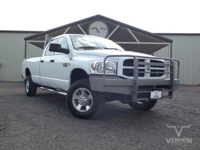 2009 dodge ram 2500 st for sale in vernon texas classified. Black Bedroom Furniture Sets. Home Design Ideas