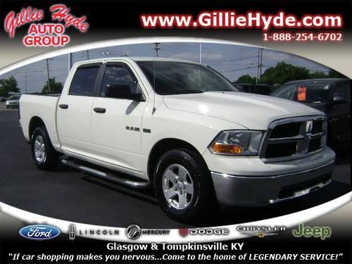 2009 Dodge Ram Pickup 1500 Crew Cab Slt For Sale In Dry