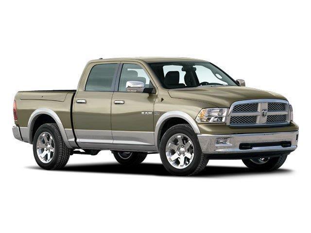 2009 Dodge Ram Pickup 1500 Laramie 4x4 Laramie 4dr Crew