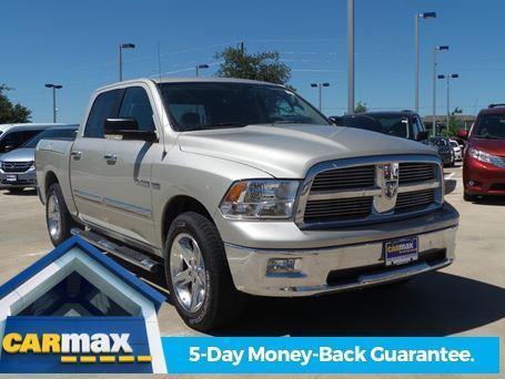 2009 dodge ram pickup 1500 slt 4x2 slt 4dr crew cab 5 5 ft sb for sale in richmond texas. Black Bedroom Furniture Sets. Home Design Ideas