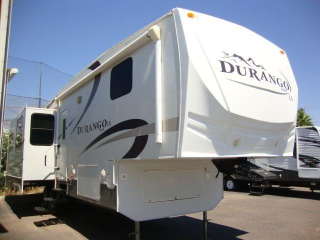 2009 durango lx 3255 5th wheel with all new furniture. Black Bedroom Furniture Sets. Home Design Ideas