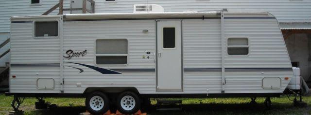 2009 Dutchman Sport Camper One Owner 20th Anniversary