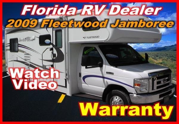 2009 fleetwood jamboree sport 25g for sale in port charlotte florida classified. Black Bedroom Furniture Sets. Home Design Ideas