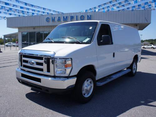 2009 ford e 250 cargo van for sale in rockingham north carolina classified. Black Bedroom Furniture Sets. Home Design Ideas
