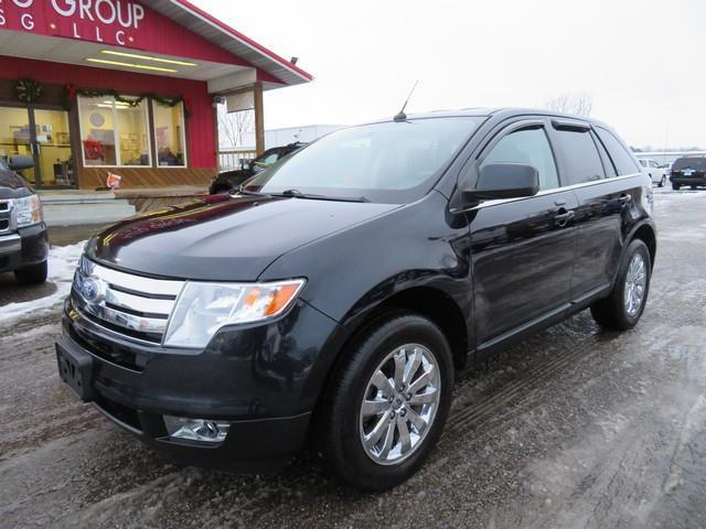 2009 ford edge limited awd limited 4dr crossover for sale in mount pleasant michigan classified. Black Bedroom Furniture Sets. Home Design Ideas
