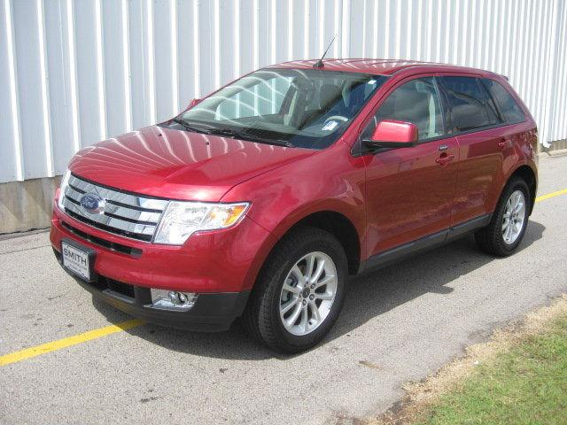 2009 ford edge sel 2009 ford edge sel car for sale in fort smith ar 4347654718 used cars. Black Bedroom Furniture Sets. Home Design Ideas