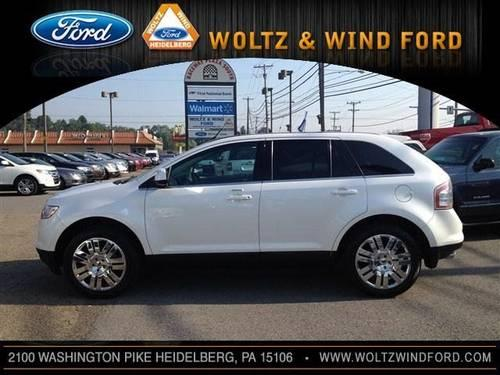 2009 Ford Edge Station Wagon Limited