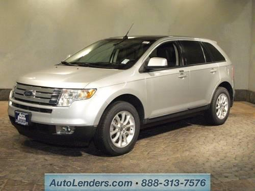 2009 ford edge station wagon sel for sale in dover township new jersey classified. Black Bedroom Furniture Sets. Home Design Ideas